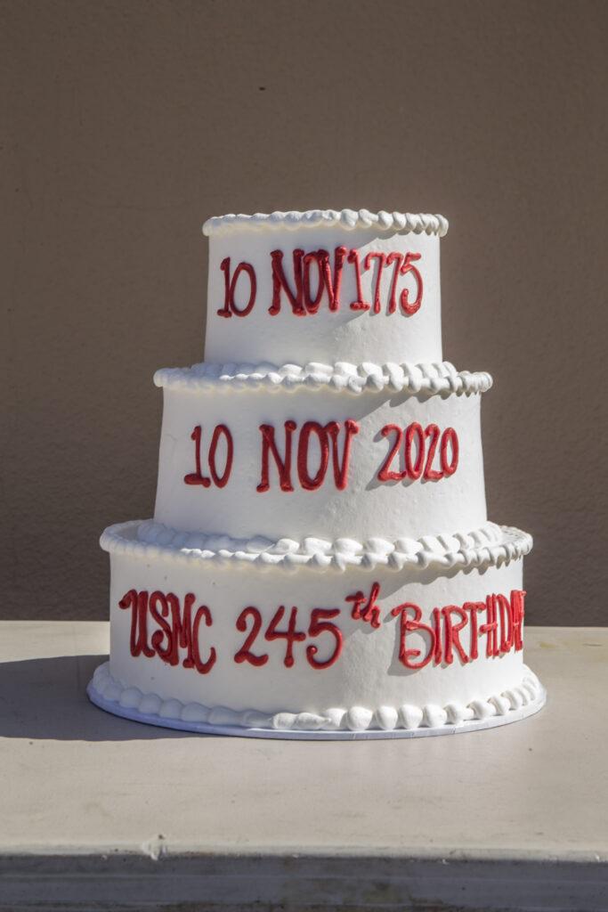 2020 Birthday Luncheon Cake