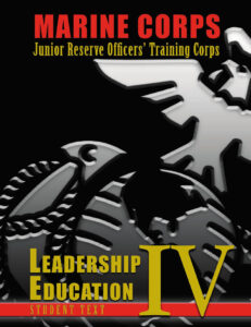 MCJROTC Leadership Education Book 4